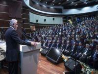 AK Parti grup başkanı Başbakan Yıldırım!