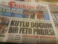 Türkiye gazetesi neden Kutlu Doğum'u hedef aldı?
