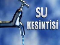 İstanbul'un 5 ilçesinde 24 saatlik su kesinti yaşanacak