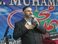 Suruç'ta Muhammedi sevda salona sığmadı