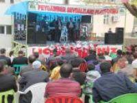 Pekmezciler köyünde Kutlu Doğum etkinliği