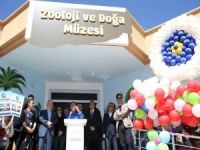 Türkiye'nin ilk zooloji müzesi Gaziantep'te açıldı