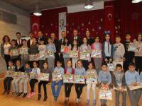 İETT'den İcadiye İlkokulu'na ziyaret