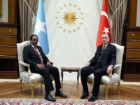 Somali Cumhurbaşkanı Muhammed Cumhurbaşkanlığı Külliyesinde