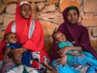 Somali'de 1,4 milyon çocuk aç