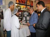 Diyarbakır'da TÜBİTAK Bilim Fuarı düzenledi