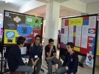 TÜBİTAK için öğrencilerin projeleri göz doldurdu
