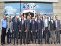 Kosovalı İş Adamlarından ATO'ya ziyaret!