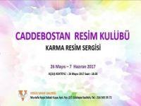 """Caddebostan Resim Kulübü Karma Resim Sergisi"" Venüs Sanat Galerisi'nde"