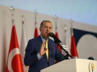 Erdoğan: Biz bu yoldan dönmeyiz!