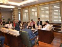 Ağrı Valisi Işın, projeleri anlattı