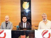 Gaziantep'te gazetecilere eğitim