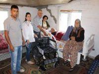 Antalya Büyükşehir'den hastalara yardım eli