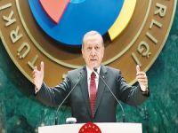 Erdoğan: Faizi sömürü aracı olarak görüyorum!