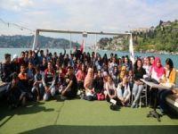 Başakşehir, Malazgirtli öğrencileri ağırladı