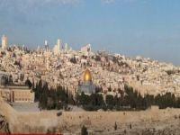 'israilin hedefi Kudüs'ü Müslümansızlaştırmak'