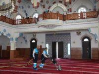 Gaziantep'te camilerde Ramazan hazırlığı