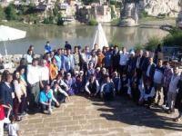 Mardin-Trabzon kardeşlik köprüleri kuruluyor