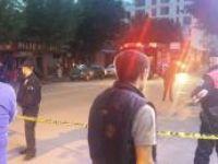 Eskişehir'de patlama: 2 kişi yaralandı
