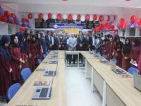 Cumhurbaşkanı Kızıltepe'deki kütüphaneyi telekonferansla açtı
