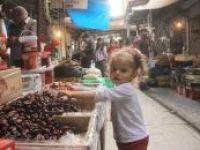 Mardin'in tarihi çarşılarda Ramazan bereketi