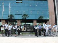 İzmir'i Avrupa Şampiyonu yapmak için pedal çeviriyor