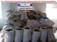 Diyarbakır'da 5 tondan fazla uyuşturucu yakalandı