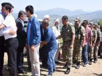 PKK saldırısında hayatını kaybeden Yüksel, toprağa verildi