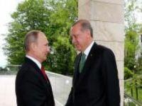 Cumhurbaşkanı Erdoğan ve Putin telefonda görüştü