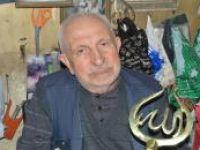 Yaptığı alemler Türkiye'de birçok camiyi süslüyor