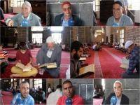 Diyarbakır Ulu Camisinde namaz ve mukabele bir başkadır