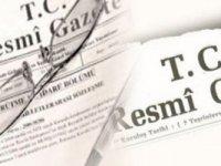 HSK üyeliklerine yapılan seçime ilişkin karar Resmi Gazete'de