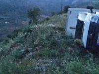 Adıyaman'da trafik kazası: Bir yaralı