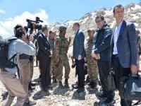 İçişleri Bakanı Kato Dağı'nda operasyon bölgesinde