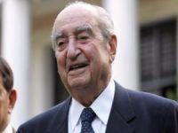 Eski Yunanistan Başbakanı Miçotakis öldü