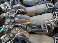 Batman'da motosiklet çaldığı iddiasıyla 7 şüpheli yakalandı