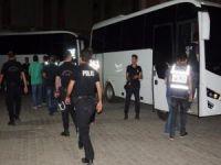 Mardin'de FETÖ operasyonunda 8 tutuklama