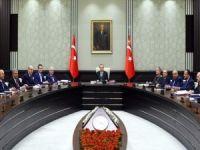 MGK ve Bakanlar Kurulu'nun toplantı saati belli oldu