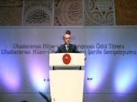 Erdoğan: Efendimize Olan Özlemimizi En Güzel Hilyeler Anlatıyor!