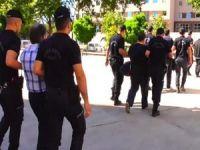 Elazığ'da 4 kişi FETÖ'den tutuklandı