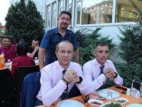 Rıdvan Şükür'den Maratonculara iftar yemeği