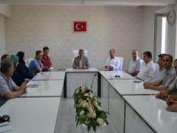 Mardin'de Anadolu İHL müdürleri toplandı