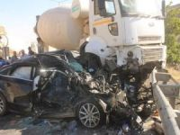 2016'da trafikte 7 bin 300 kişi öldü