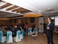 EİB'den Uşaklı ihracatçılara inovasyon, Ar-Ge ve Tasarıma yoğunlaşın çağrısı