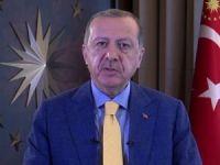Erdoğan:Harem-i Şerif tüm İslam âleminin onuru ve namusudur!