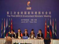 BRICS Çevre Bakanları Çin'de Toplandı