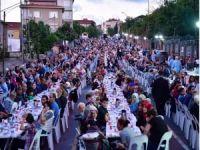 Ramazan ayında 1 Milyon kişiye iftar yemeği