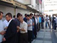 Mersin'de toplu bayramlaşma etkinliği