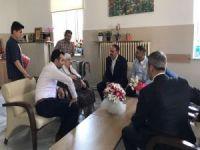 HÜDA PAR'dan Darülaceze'deki yaşlılara ziyaret