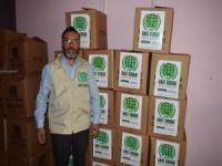 Umut Kervanı'ndan Bitlis'te onlarca aileye yardım